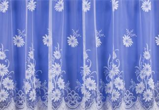 Net Curtains and Jardinieres